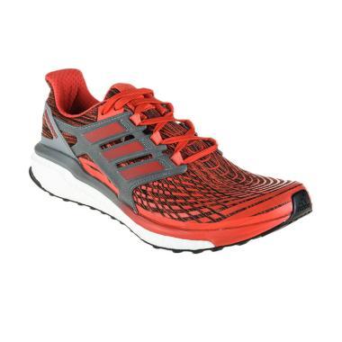 Specs 200410 Sepatu Running Vinson Massif Merah Hitam Daftar Harga Source · adidas Men Running Energy Boost Sepatu Lari Pria CP9538