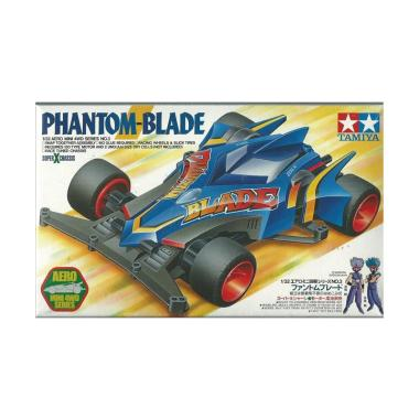 Tamiya 19603 Phantom Blade Model Kit - Biru