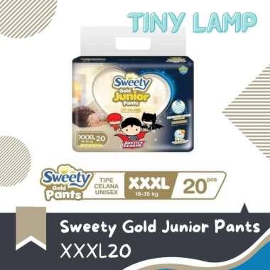 SWEETY GOLD JUNIOR PANTS XXXL20 S TINYLAMP