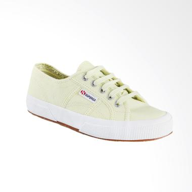 Superga 2750 Cotu Classic Sneaker Shoes - Yellow Light