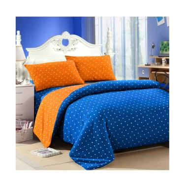 Quincyhome Missisipi Sprei King 180 X 200 Info Daftar Harga Source · Polka Motive Cotton Set