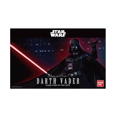 harga Bandai Mokit Darth Vader Starwars Model Kit [1:12] Blibli.com