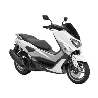 Yamaha New NMAX 155 ABS Sepeda Motor [OTR Medan] Rangka 2017