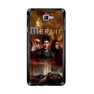 Flazzstore Merlin Fantasy Adventure ... r Samsung Galaxy J7 Prime
