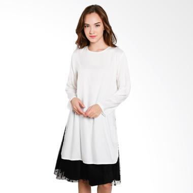 just-fashion_just-fashion-atasan-panjang-blouse-wanita_full05 Review Harga Atasan Fashion Wanita Murah Terbaik 2018
