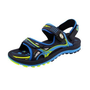 Gold Pigeon G8682B-20 Sepatu Sandal Anak Pixtar - Blue