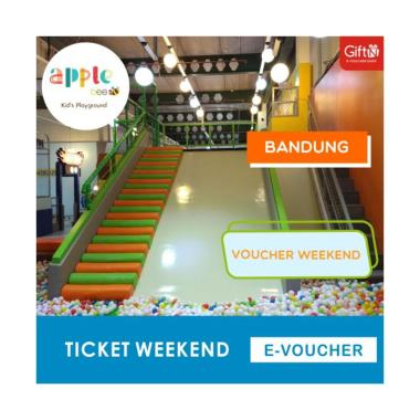 Apple Bee Kid's Playground Weekend Voucher [Bandung]
