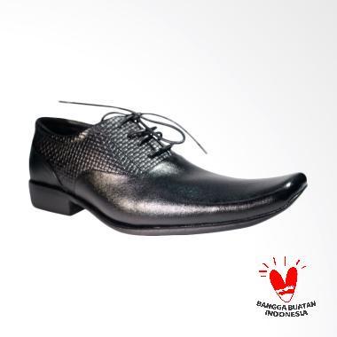 LISMEN Zumwalt Sepatu Kulit Pria [LM-7702]