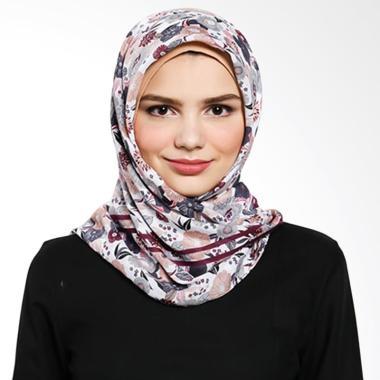 Elzatta Kanara Rinzani Jilbab - Grey