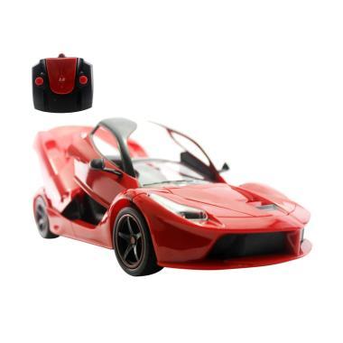 Yoyo RC La Ferrari Neo Mainan Remote Control - Red