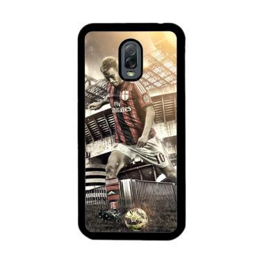 Flazzstore Ac Milan Soccer Honda Sh ... or Samsung Galaxy J7 Plus