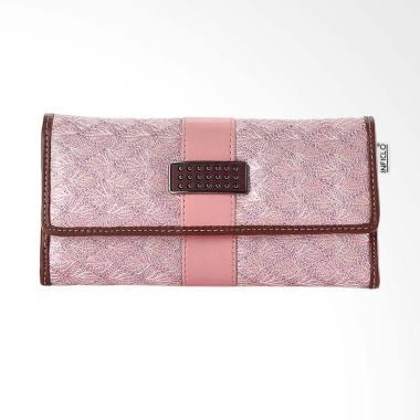Inficlo SFL537  Wallet Inficlo Fashion Dompet Panjang Wanita