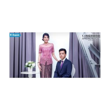 King Foto Indonesia King Photo Studio Foto Couple E-Voucher