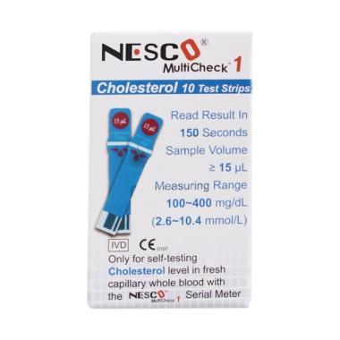 Nesco Strip Cholesterol Alat Pemeriksa Kolesterol