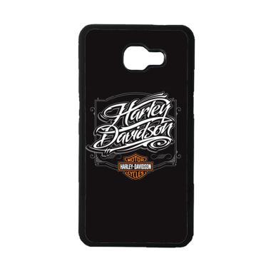 Acc Hp Harley Davidson Script Logo  ... or Samsung Galaxy A5 2017