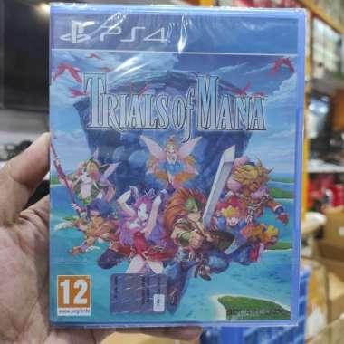 harga Jual Trials of Mana PS4 Game PS4 BD PS4 Murah Blibli.com