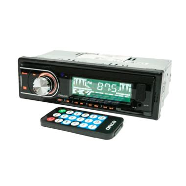 ORCA MP-6250 Single Din Head Unit Mobil [USB/AUX/SD Card]