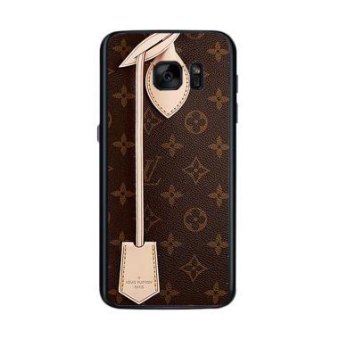 Acc Hp Louis Vuitton Bag L1319 Custom Casing for Samsung S7