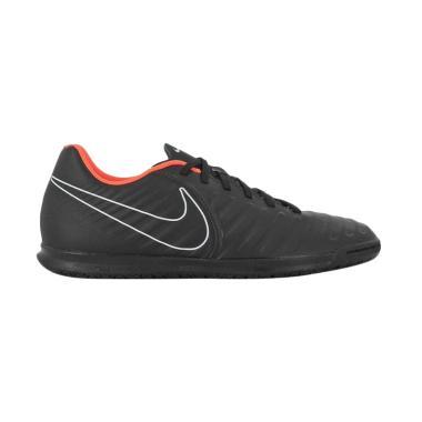 NIKE Tiempo Legend 7 Club IC Sepatu Futsal Pria - Black [AH7245 080]