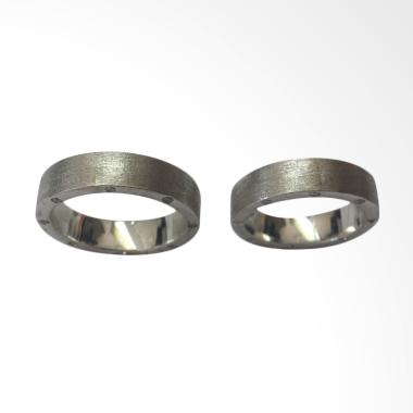 Pentacles TICI-278 Wedding Ring White Gold with Diamonds