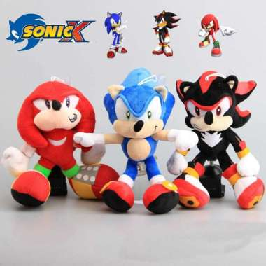 harga Boneka Plush Model Tikus Super Sonic Warna Hitam Biru Ukuran 30cm Untuk Hadiah Anak Blibli.com