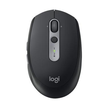 Logitech - M590 Silent Wireless Mouse Graphite