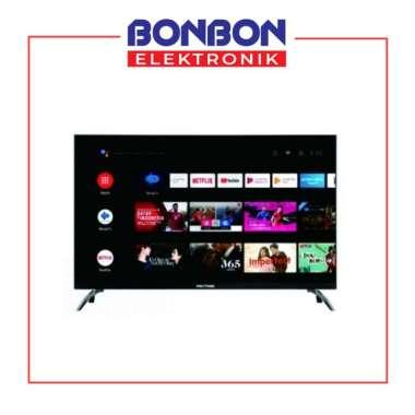 harga Polytron LED TV 40 Inch 40AG9953 Smart Android Digital Mola Blibli.com