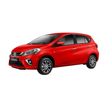 Daihatsu All New Sirion 1.3 Mobil - Lava Red