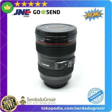 harga Baru Gelas Minum Bentuk Lensa Kamera EF 24-105mm - 400ml Keren Berkualitas Blibli.com