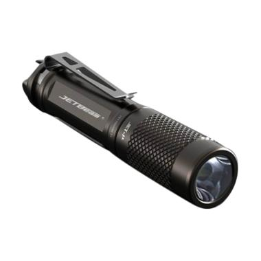 Jetbeam XP-G2 135 Jet U Cree Tiny Flashlight Lumens LED Senter - Black