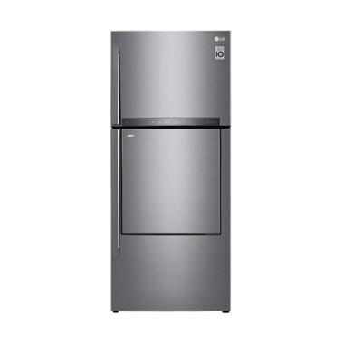 LG GCA502HLHU Big Refrigerator Kulkas 2 Pintu
