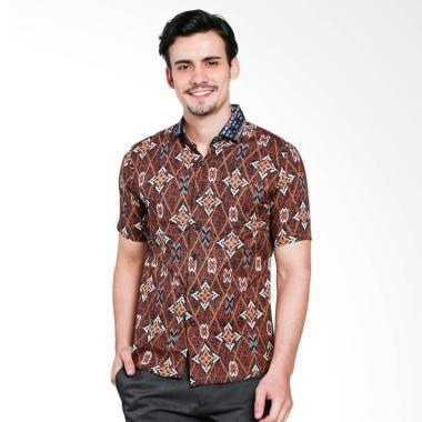 Jual Batik Pria Tangan Pendek Online - Harga Baru Termurah Maret ... 4d967c8430