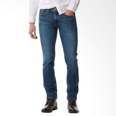 Levi's 511 Slim Fit Jeans Pria - Dorothy Blue [04511-2744]