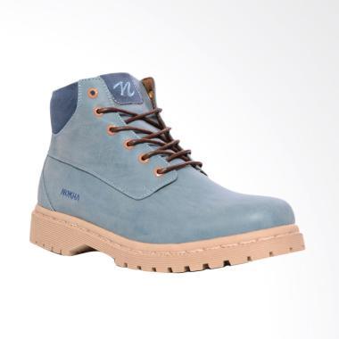 NOKHA Arlo Sepatu Boots Wanita - Blue