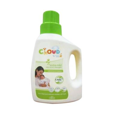 Cloud Extra Mild Baby Laundry Detergent [1200 mL]