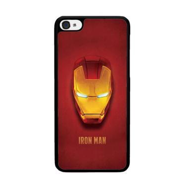 Acc Hp Head Mask Iron-Man O0329 Cus ...  6 Plus or iPhone 6S Plus