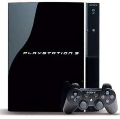 harga SONY Playstation 3 Fat CFW 4.84 Game refurbished Console [HDD 250GB] + Free 1 Stik Wireless + Full Game Blibli.com
