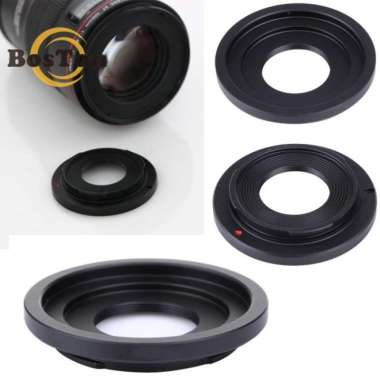 harga Bo ☛ C-NEX Lensa C Film ke Kamera Adapter untuk NEX E Mount Semua Ukuran Multicolor Blibli.com
