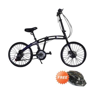 Paket Bundling - Viva Cycle Y3110 9 ... + Free Helm Sepeda Dewasa