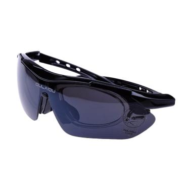 OULAIOU Kacamata Sepeda dengan 5 Lensa Myopia ...