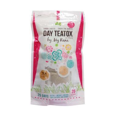 harga Kana Premium Day Teatox Teh Pelangsing Minuman Kesehatan Blibli.com