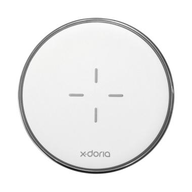 X-doria Pebble Qi Wireless Charger - White