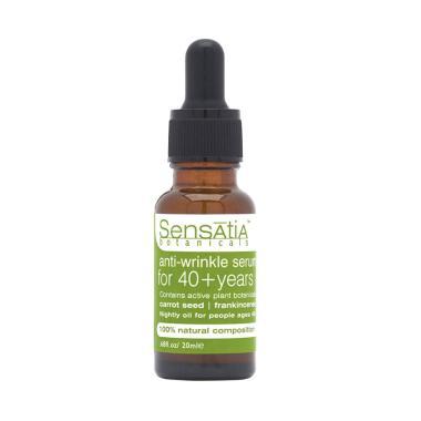Sensatia Botanicals Anti-Wrinkle Serum for 40+ [20 mL]