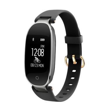 Xwatch S3 Smartband - Silver Black