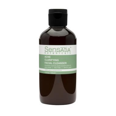 Sensatia Botanicals Acne Clarifying Facial Cleanser [220 mL]