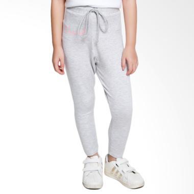 Versail Celana Legging Anak Perempuan - Grey