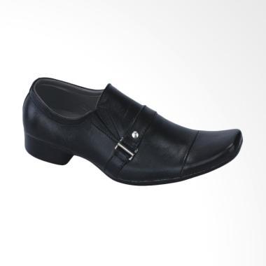 Recommended Pantofel Sepatu Laki Laki - Hitam [481RCM]