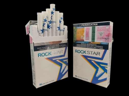 RockStar Mild cukai resmi 1 slop