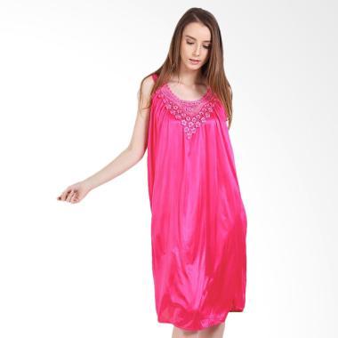 You've 168 Sleepwear Stacy Dress Baju Tidur Wanita - Fanta
