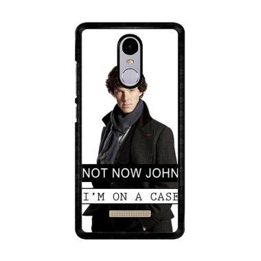 Acc Hp Not Now John I'm on a Case L2502 Casing for Xiaomi Redmi Note 3